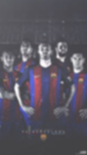 FC Barcelona 2016/2017 New Kit