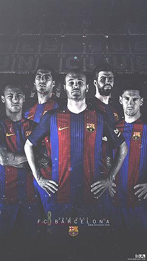 FC Barcelona 2016/2017 New Kit