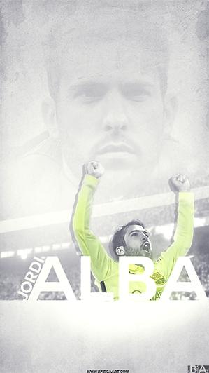 Jordi Alba wallpaper