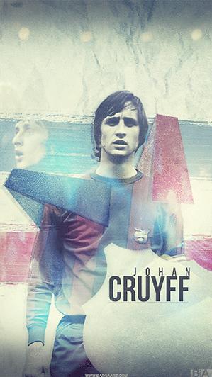 Johan Cruyff FC Barcelona wallpaper
