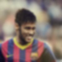 Neymar winking avatar