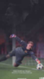 ter Stegen UEFA save of the year wallpaper
