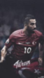 Arda Turan Turkey wallpaper