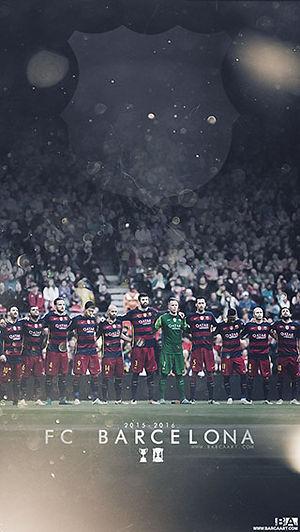 FC Barcelona team 2015/2016
