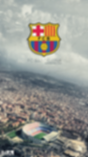 Barcelona city camp nou wallpaper