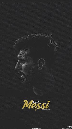 Messi Minimalistic