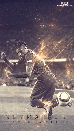Neymar Play Beautiful wallpaper