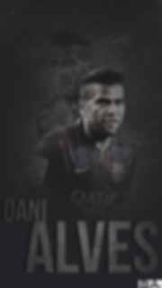 Dani Alves grunge wallpaper