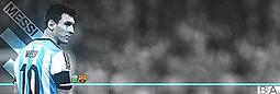 Messi Argentina Header