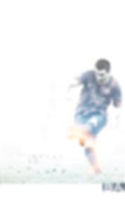 Messi shooting white wallpaper