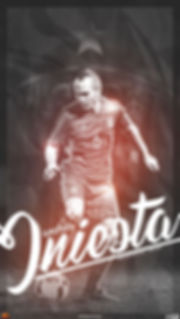 Iniesta Spain wallpaper