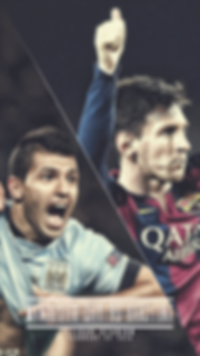 Barcelona vs Manchester City champions league wallpaper
