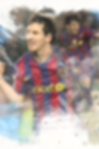Messi Painting wallpaper