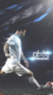 Messi Argentina freekick wallpaper