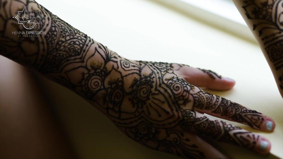 Henna Expression