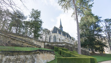 Château d'Usseé
