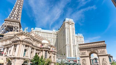 Las Vegas Paris Hotel & Casino