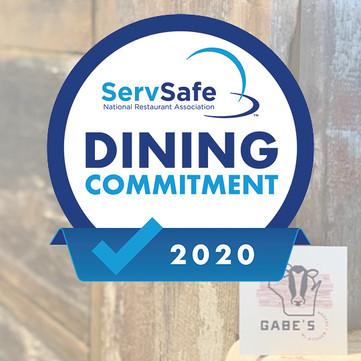 Servesafe Dining Commitment