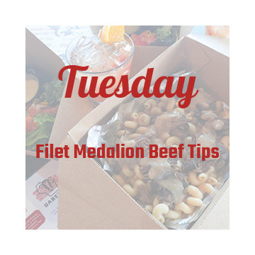 Tuesday Beef Tips