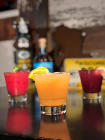 Gabe's Scratch Agave Margaritas