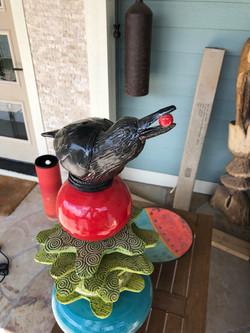 native raven detail