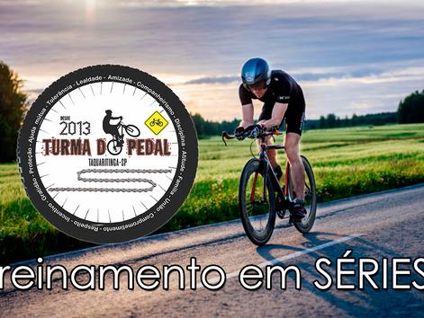 Treinamento de Ciclismo em Séries