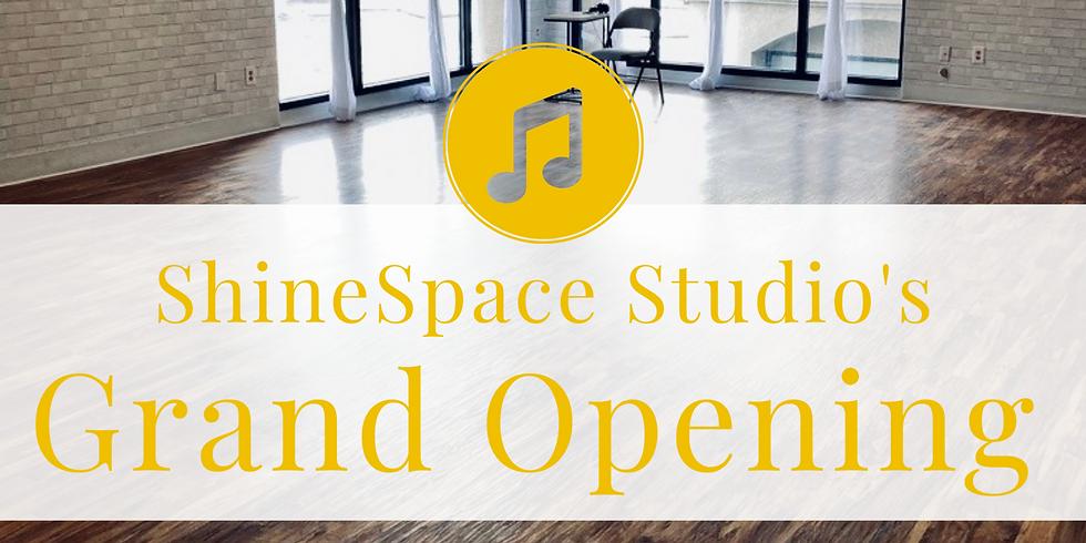 ShineSpace Studio Grand Opening