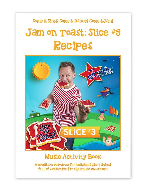 Slice #3 - Recipe Book (e-book)