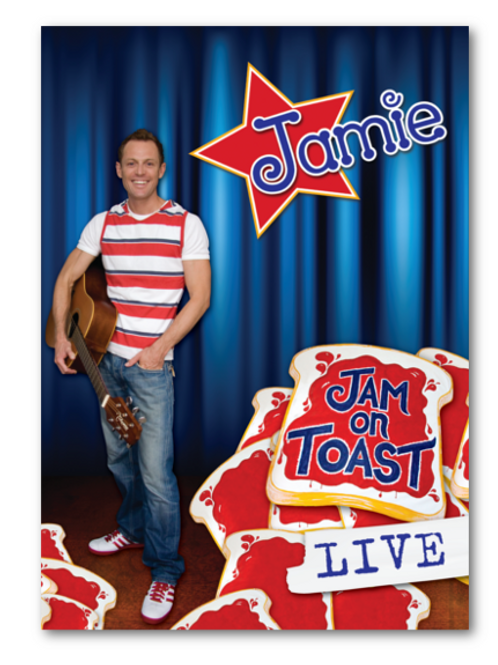 Jam On Toast LIVE Concert - DVD