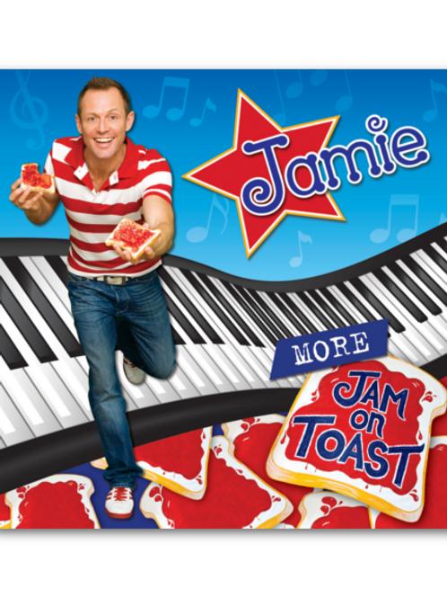 More Jam On Toast - CD
