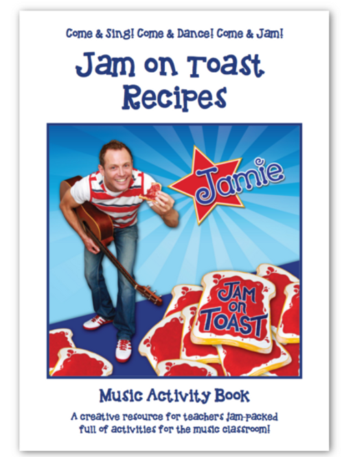 Jam On Toast - Recipe Book