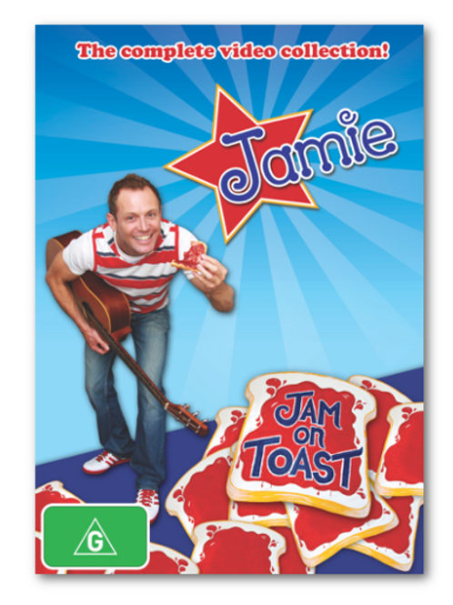 Jam On Toast - DVD