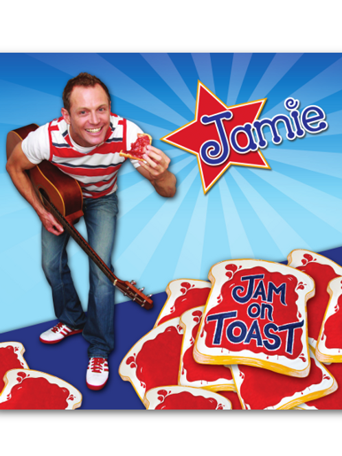 Jam On Toast - CD