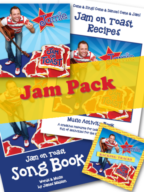 Jam On Toast - Discount Pack