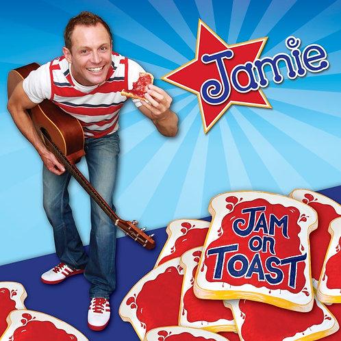Jam On Toast - CD