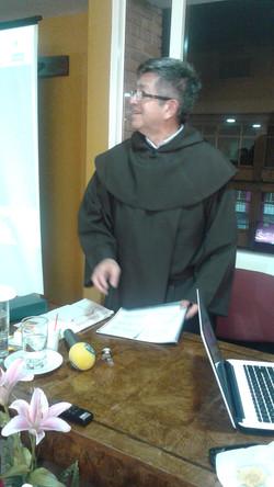 Padre Leomer Vásquez OCD