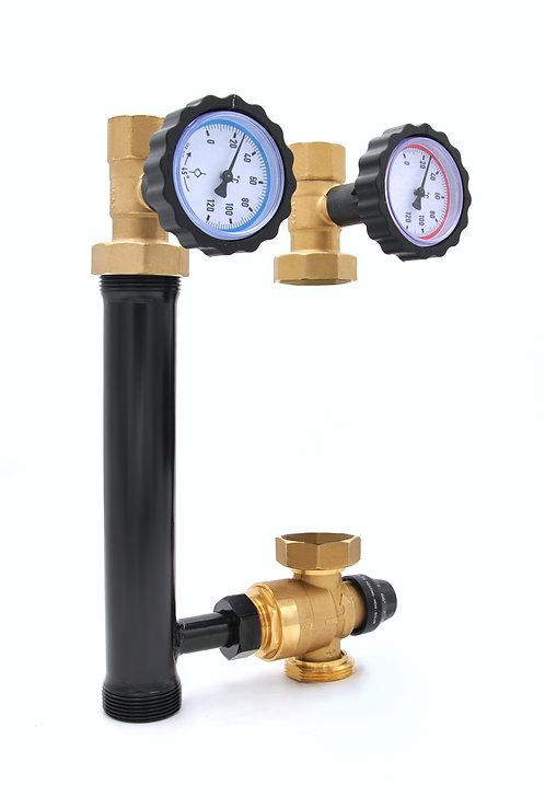 MK DN25 - ohne Pumpe