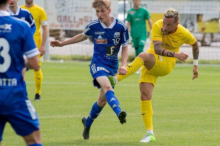 FC Linth 04: Erster Test gegen Buochs