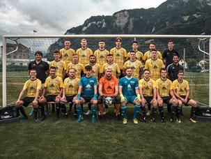 2.Mannschaft startet in die letzten zwei Spiele