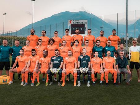 Saisonstart gegen St.Gallen U21