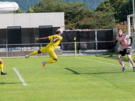1. Mannschaft mit Auswärtsspiel gegen Thalwil