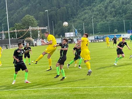 Last Minute Sieg gegen Balzers