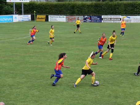 Die Linth 04 – Damen beenden die Saison mit einer Niederlage