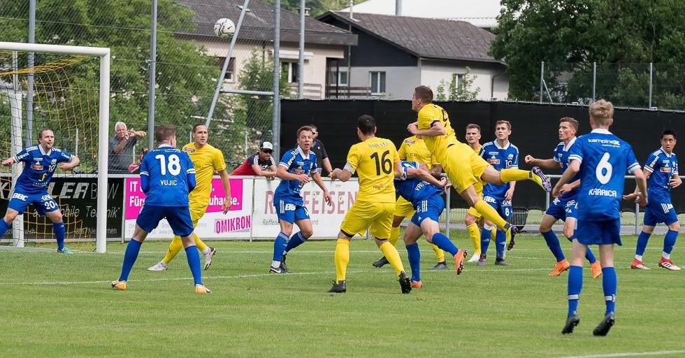 FC Linth 04 testet gegen Red Star