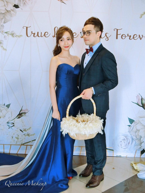 麋鹿小姐 婚禮背板出租 l 花與告白