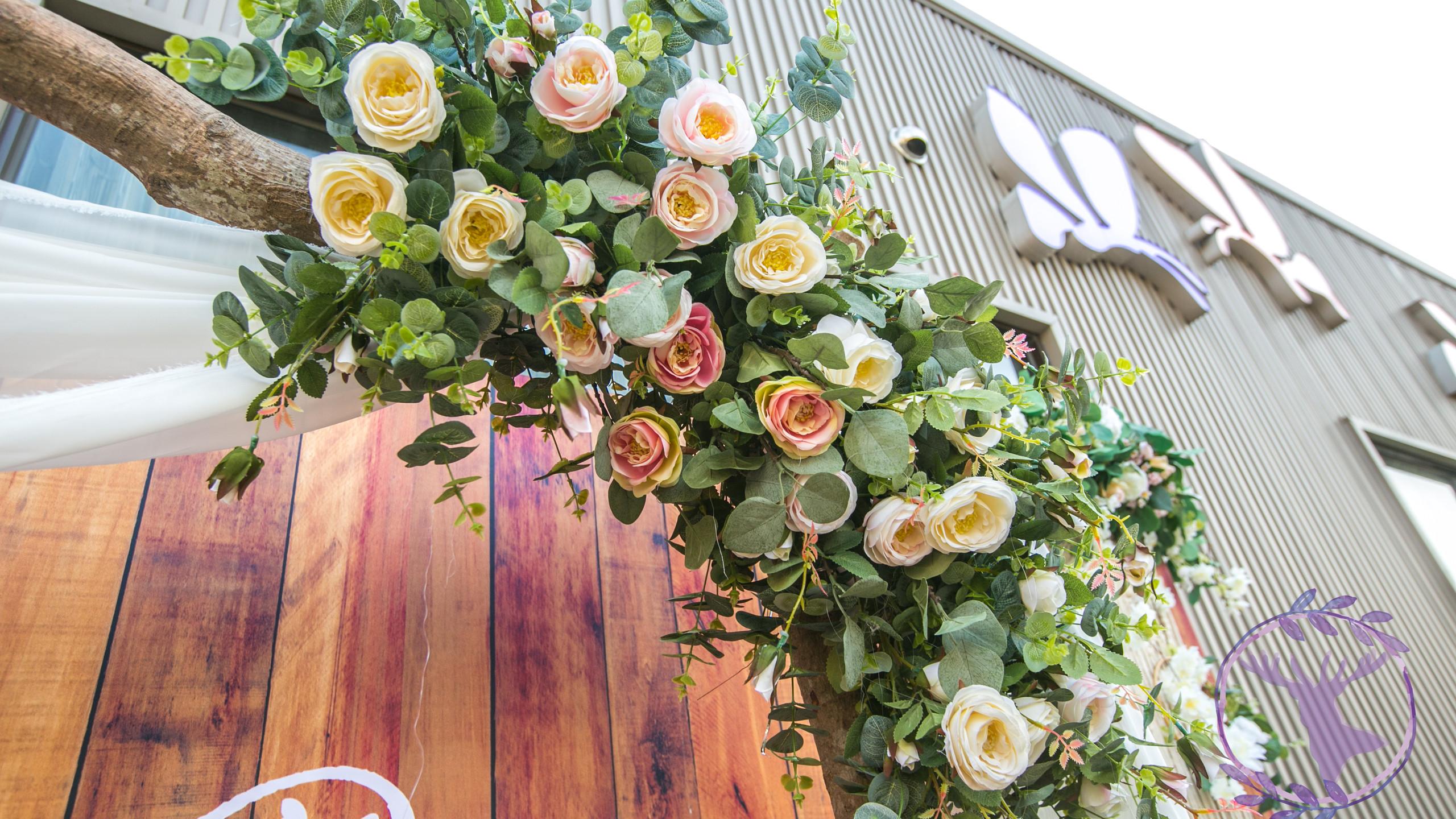 麋鹿小姐婚禮背板出租 婚禮背板租借 台北婚禮背板 桃園婚禮背板 新竹婚禮背板