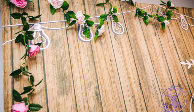 麋鹿小姐 婚禮背板出租 l 美式鄉村