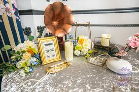 麋鹿小姐 婚禮背板出租 台北婚禮佈置 背板租租 |春芽枝囍