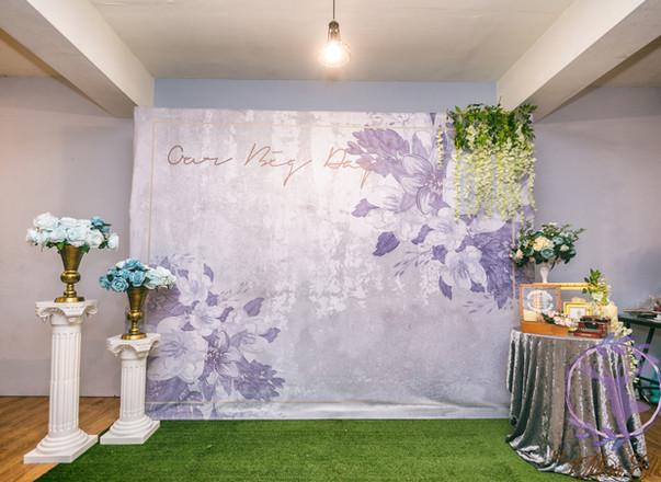 麋鹿小姐 婚禮佈置 台北婚禮佈置 婚禮佈置|悠藍回憶
