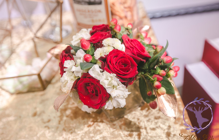 麋鹿小姐 公版婚禮背板套組 l  婚禮佈置  永恆的愛